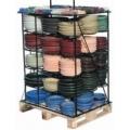 Stand de platos redondos o cuadrados (sin cargo)