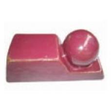 Pie Bola Rojo