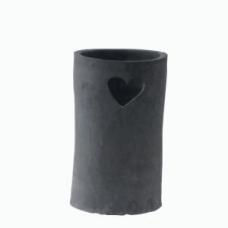 Cubremacetas corazon 12,5x20cm.