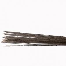 Varillas de metal decorativas 1m.