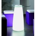Mesa Luz Blanca, Cristal incluido